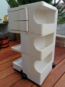 Joe Colombo Systainer Container B-Line Made in Italy Trolley