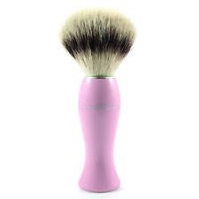 Edwin Jagger Silvertip Fibre Ladies Shaving Brush Pastel Pink PILADSBsynst
