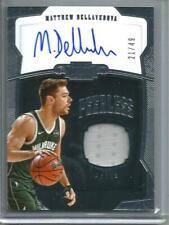 7cbb564233b Matthew Dellavedova 18 19 Panini Dominion Autograph Game Used Jersey  21 49