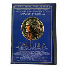 Caligula - Unedited & Uncut 20th Anniversary Digitally Restored Edition DVD