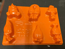 Jello Jigglers Mold Trolls Set Of 2 - 2016 DreamWorks
