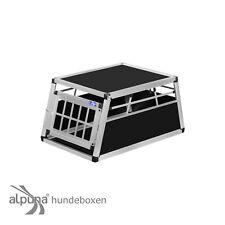 N35 Dog Transporting Box Gitterbox Aluminium Hundebox Alubox Autobox