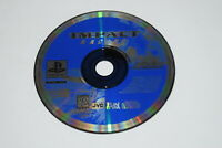 Impact Racing Playstation PS1 Video Game Disc Only