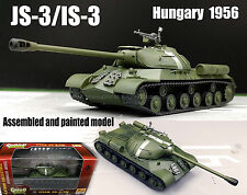 Russian IS-3M JS-3 Stalin heavy tank Hungary 1956 1/72 no diecast Easy model