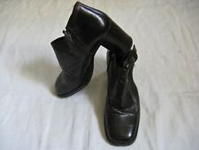 OXMOX Damen Schuhe Pumps Leder Gr.37 US 6-6 1/2 women high heel leather shoes