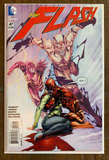 DC Comics The Flash # 47 Venditti Jesen Booth Rapmund Dalhouse