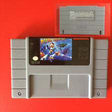 Mega Man X SNES Super Nintendo 16 Bit NTSC Video Game USA Version