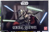 Star Wars General Grievous 1:12 Bandai 216743 neu 2018