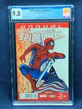 Amazing Spider-Man Annual #1 Vol 3 Comic Book - CGC 9.8