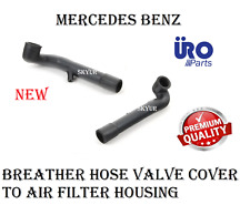 Breather Hose Valve Cover to Air Filter Housing for Mercedes 380 420 450 500 URO
