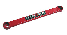 MEGAN REAR LOWER TIE BAR FOR 06-11 HONDA CIVIC 2DR/4DR - RED