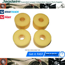 JAGUAR XJ6 X300 XJ40 4 X FRONT TOP SHOCK ABSORBER BUSH SET MMD2144AA