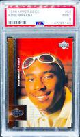 Kobe Bryant 1996 Upper Deck Rookie RC PSA 9 Mint #58 Los Angeles Lakers