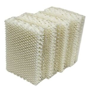 (4 PACK) COMPATIBLE With KENMORE 14911 HDC-12 ES12 HUMIDIFIER WICK PAD FILTERS