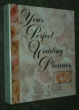 Your Perfect Wedding Planner Book