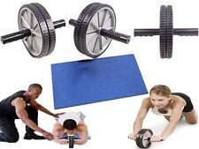 ABS Rouleau Roue ABS Core Estomac Fitness Bras Exerciseur Gym Tone Taille Bordure