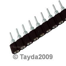5 x 40 Pin DIP SIP IC Sockets Adaptor Solder Type - FREE SHIPPING