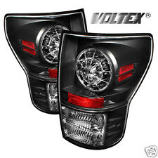 2007-2012 TOYOTA TUNDRA LED TAIL LIGHT BAR LIGHTBAR LAMP BLACK