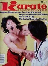 4/80 KARATE ILLUSTRATED MAGAZINE SHO KOSUGI HEE IL CHO KUNG FU MARTIAL ARTS