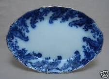 "Grindley Argyle (Flow Blue) 11.5"" SERVING PLATE"
