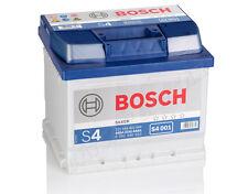 BOSCH 44 Ah Autobatterie S4 001 12V 44Ah Batterie ETN 544402044 NEU