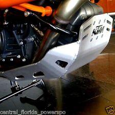 Genuine KTM 1190 Adventure Aluminum Skid Plate Kit 60403990044