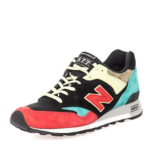 RRP €135 NEW BALANCE 577 Leather Sneakers EU 44.5 UK 10 US 10.5 Made in UK