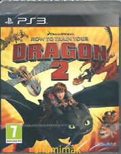 How To Train Your Dragon 2 Brand New PS3 Game  **FIRST CLASS**