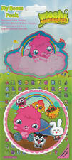 Moshi Monsters Poppet My Room Sticker Pack