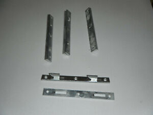 Set of 4 Bed Rail Fasteners New (4498)