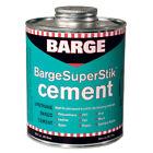 BARGE Super Stik Urethane Cement 1 Quart / 32oz can Super stick