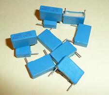 10x org. Epcos Folienkondensator 68nF K 10% 630V N6 53229 T522 Vintage Audio NOS