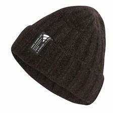 adidas Performance Kinder Freizeit-Winter-Mütze Hairy Wolli Beanie schwarz
