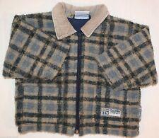 Karierte Baby-Jacken, - Mäntel & -Schneeanzüge für Jungen aus Polyester