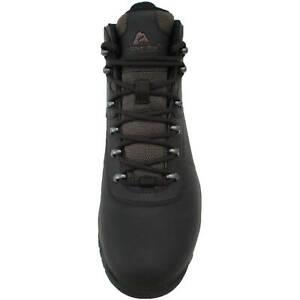 Ozark Trail Men's Bronte Mid Waterproof Hiking Boot - Chocolate