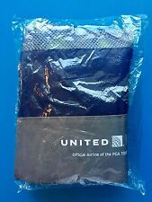 UNITED AIRLINES PGS GOLF BUSINESS CLASS AMENITY BAG