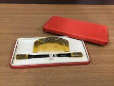 Y0537 Kanzashi Puuntado Cabello Adhesivo Peineta Horquilla Set Oro Lacqure Japón