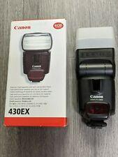 Canon Speedlite 430EX FLASH - Excellent Condition