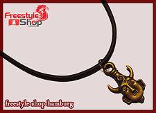 ~♥~Supernatural Dean Winchester Anhänger Halskette Schutz Amulett Anhänger~♥~