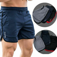 Casual Men's GYM Shorts Training Running Sport Workout Jogging Pants - A+++++