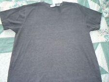 Woman's size Medium lady Foot locker Sport Basic Gray Tee Shirt