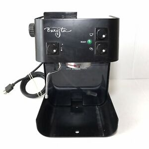 Starbucks Barista Espresso Machine SIN 006 Stainless Steel Made In Italy