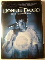 New Donnie Darko: The Directors Cut DVD 2005 Widescreen Jake Gyllenhaal Sealed