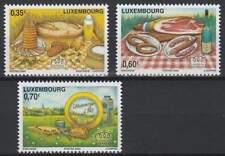 Luxemburg postfris 2004 MNH 1649-1651 - Luxemburgse Producten