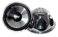 "PYLE Chopper 10"" cm DVC 4 ohm 1400w CAR AUDIO SUBWOOFER SUB WOOFER DRIVER"