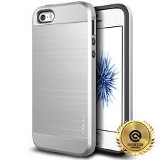 OBLIQ Slim Meta Case Protective Heavy Duty Dual Layer Cover for iPhone SE 5S/5