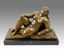 MODERN ART BRONZE AKT LA PLAYA - DER STRAND von BOTERO