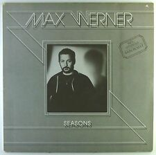 """12"""" LP - Max Werner - Seasons - L4952h - washed & cleaned"""