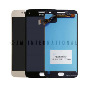 Motorola Moto G5 Plus XT1687 XT1686 XT1685 LCD Digitizer Touch Screen Assembly