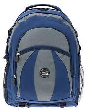 Rucksack MATRIX Schulrucksack Reiserucksack Laptop Notebookrucksack 1036 BLAU